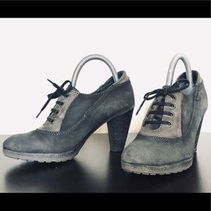 MARTINELLI Natural Suede- Gray- 6 (36)